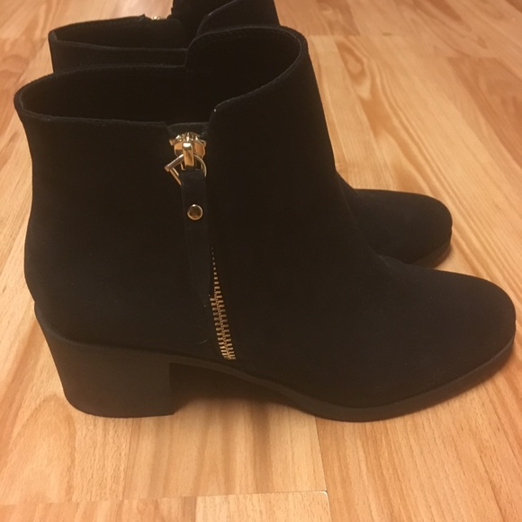 H\u0026M Shoes   H M Black Ankle Boots With